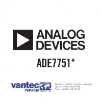 ADE7751 (ADE7751ARS) купить в Украине - Микросхема учета/измерения электроэнергии с встроенной функцией обнаружения неисправностей