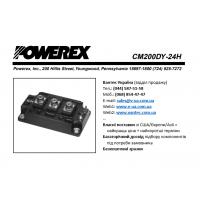 IGBT-модуль CM200DY-24H от Powerex/Mitsubishi - купить в Украине | продажа