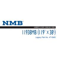 Вентиляторы от NMB серии 11938MB - продажа в Украине
