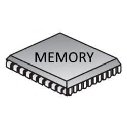 Память (Тип интерфейс памяти однопроводной проток, Тип монтажа/крепления поверхностный монтаж, Время доступа к памяти 2 мкс, Напряжение питания микросхемы памяти 2,85 В - 5,25 В, 3 В - 5,25 В)