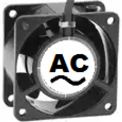 вентиляторы AC - переменного тока (Тип подшипника шариковый)